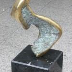 Statue Nero Marquina 003