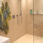 Crema Beida Duschbereich