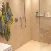Crema Beida - Duschbereich