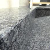Steel Grey - Detail Kantenbearbeitung